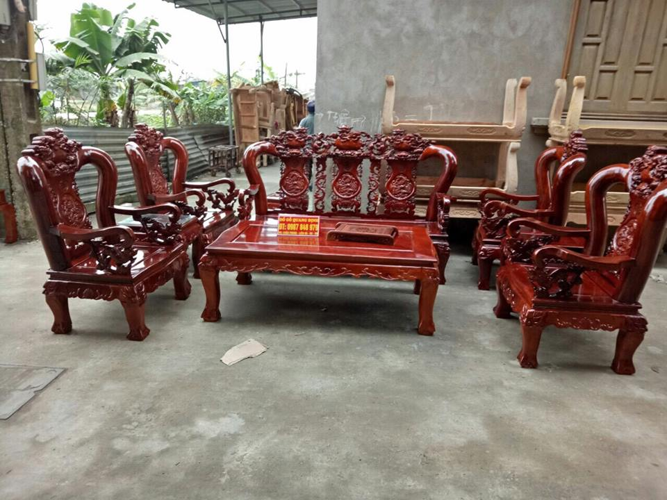 handicraft Vietnam wood