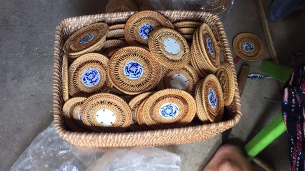 Vietnam rattan furniture for export