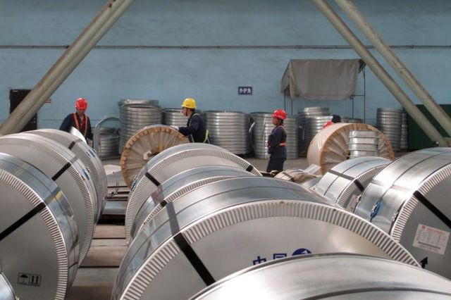 The Trump administration plans to impose duties of up to 456% on some steel imports from Vietnam
