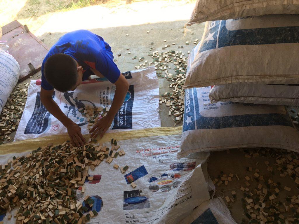 bamboo mats material